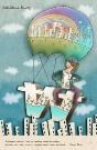 插画商业创意图-卡通图片
