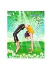 瑜伽女性图-女性生活图片