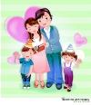家庭和睦图-家庭图片
