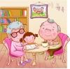 家庭团聚图-家庭图片