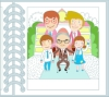 家庭学习图-家庭图片