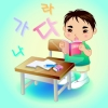 学生学习图-少年儿童图片