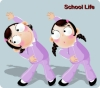 学生课堂图-少年儿童图片