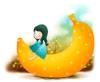 可爱小仙子图-人物图片