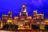 城市夜景图片-城市夜景图-建筑风光图库