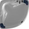 浴盆图片-户型家具图-房地产设计图库