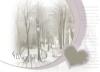 跨页婚纱模板银色梦幻图片-主题模板图-影楼摄影设计图库