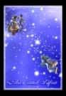 牧羊座天秤座图片-星语星愿图-影楼摄影设计图库