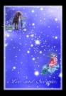 狮子座天蝎座图片-星语星愿图-影楼摄影设计图库
