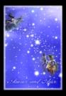 金牛座牧羊座图片-星语星愿图-影楼摄影设计图库
