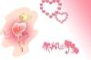 跨页婚纱模板g调的爱情图片-温柔情绪图-影楼摄影设计图库
