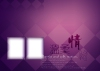跨页婚纱模板温柔情绪图片-温柔情绪图-影楼摄影设计图库