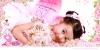 宽幅儿童模板花间精灵图片-精灵天使图-影楼摄影设计图库
