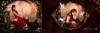 宽幅儿童模板母女情图片-精灵天使图-影楼摄影设计图库