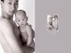 跨页儿童父子情图片-芭比娃娃图-影楼摄影设计图库