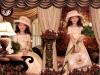 跨页儿童罗马花园图片-芭比娃娃图-影楼摄影设计图库