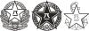 八一军微图片-标志图-喷绘设计图库