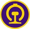 铁路标志图片-标志图-喷绘设计图库